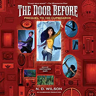 The Door Before audiobook cover art