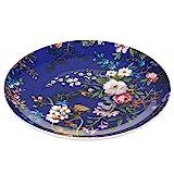 Maxwell & Williams wk09520Kilburn Plato Floral Muse, 20cm, Caja de Regalo, Porcelana, Azul