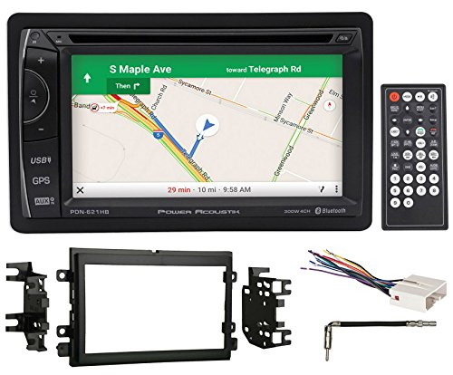Car Navigation/GPS/DVD Bluetooth Receiver w/Mobilelink for 2007 Ford Mustang