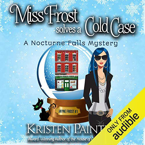 Miss Frost Solves a Cold Case Titelbild