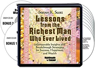 Lessons from the Richest Man Who Ever Lived (8 Compact Discs/2 Bonus CDs)