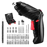 Best Cordless Screwdrivers - Electric Screwdriver, ss shovan 47 in 1 Rechargeable Review