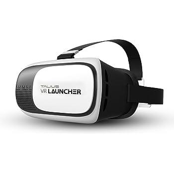 Talius VR Launcher - Gafas VR para Smartphone de 3.5
