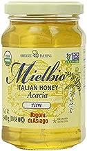 Rigoni di Asiago, Mielbio Italian Honey, Acacia,LIMITED QUANTITY 10.58oz (1 jar)