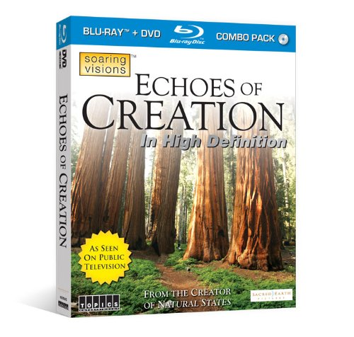Echoes of Creation Blu-ray/DVD Combo Pack - As Seen on Public Television