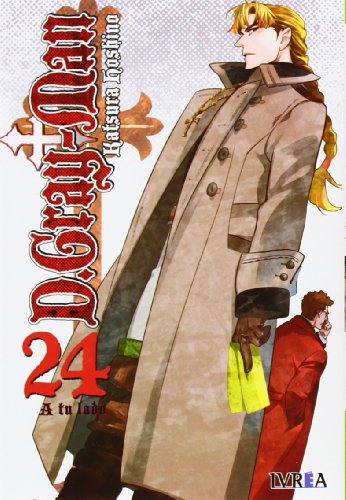 D.Gray man 24