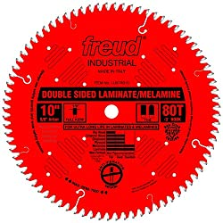 best 10 inch table saw blade for laminate flooring