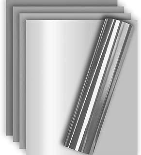 metallic silver htv