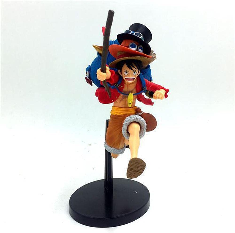 QWEIAS One Piece Ace Action Statues Figure Characte Anime 2021 model Phoenix Mall