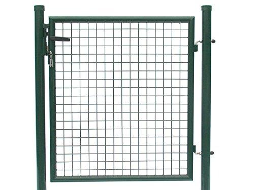 Tür zum Maschendrahtzaun - Höhe 100 cm/Breite 125 cm
