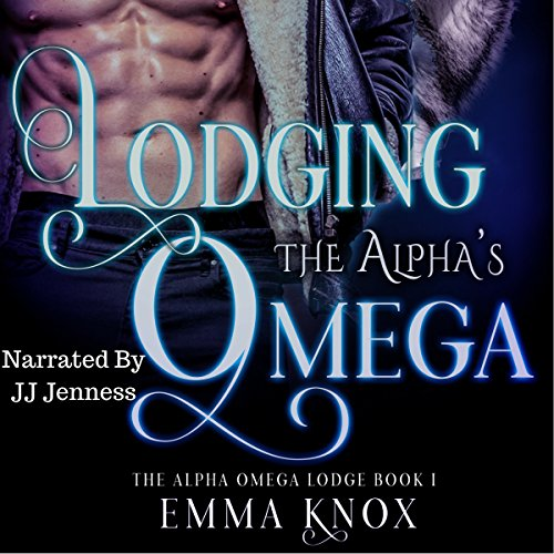 Lodging the Alpha's Omega audiobook cover art