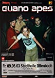 Guano Apes - Walking On A Thin Line, Offenbach 2003 »