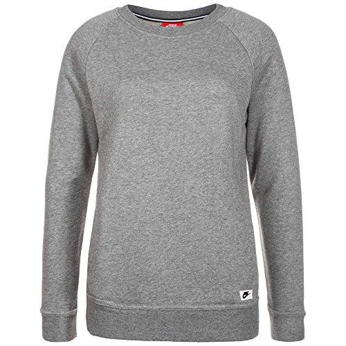 Nike W NSW MODERN CRW - Long-sleeved - T-shirt for Women, Size XL, Colour Grey