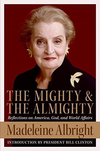 最佳马德琳·奥尔布赖特的书2020年