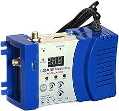 HDM68 Modulator Digital RF HDMI Modulator VHF UHF Frequency PAL/NTSC Standard Rodalind