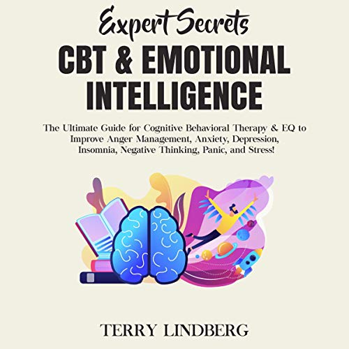 Expert Secrets - CBT and Emotional Intelligence cover art