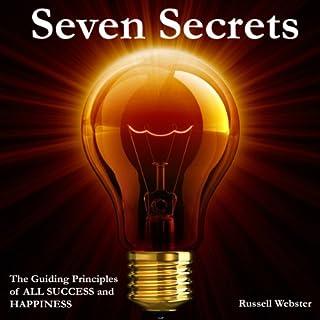Seven Secrets audiobook cover art