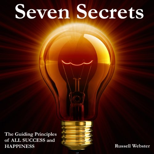 Seven Secrets audiobook cover art