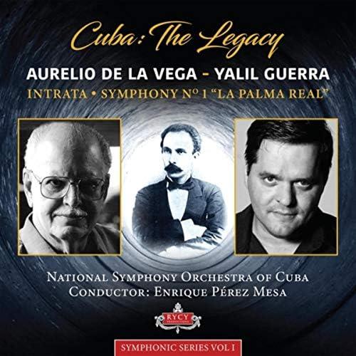 National Symphony Orchestra of Cuba, Yalil Guerra, Aurelio De La Vega & Enrique Pérez Mesa
