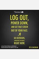The Oatmeal 2015 Wall Calendar by The Oatmeal (2014-07-29) Calendar