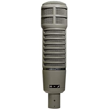 Electro-Voice RE20 Broadcast Announcer Microphone with Variable-D