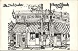 The Crab Cooker Newport Beach, California CA Original Vintage Postcard