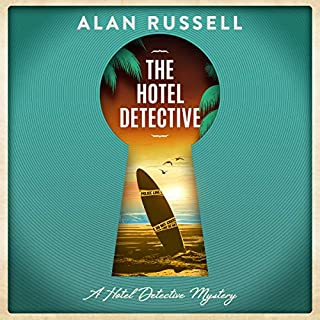 The Hotel Detective audiobook cover art