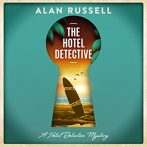 The Hotel Detective     (A Hotel Detective Mystery, Book 1)              By:                                                                                                                                 Alan Russell                               Narrated by:                                                                                                                                 Jeffrey Cummings                      Length: 9 hrs and 46 mins     18 ratings     Overall 3.8