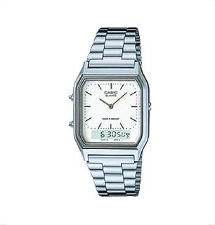 Casio AQ-230A-7DM For Men (Digital - Analog, Casual Watch)