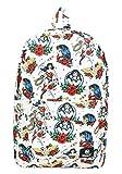 Loungefly x DC Comics Wonder Woman Tattoo AOP Backpack