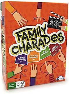 Outset Media 11168 Family Charades Orange