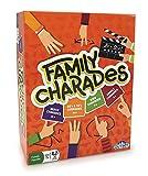 Outset Media Family Charades [Amazon Exclusive], Orange