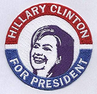 hillary clinton patches