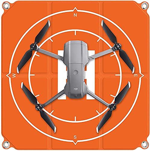 Alfombrilla de aterrizaje Tmom, 55 cm, plegable, impermeable, 420 g, para DJI Mini 2, Mavic Mini, Air 2S, FPV, Mini SE, Mavic Air 2, Mavic 2