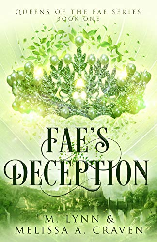 Book Cover for Fae's Deception