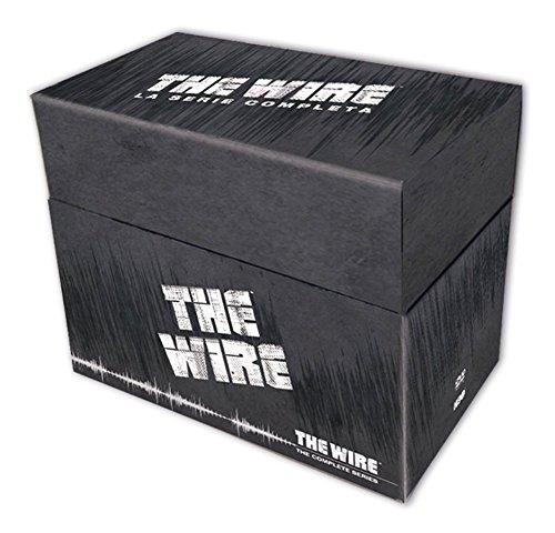 The Wire: Bajo Escucha - Temporadas 1-5 [DVD]