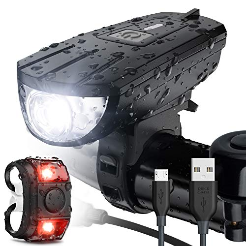 Vont 'Breeze' Bike Light Set