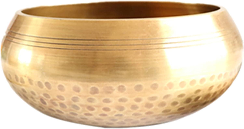 HYJHDD Tibetan Singing Bowl Set for Perfect Regular Superior discount Handmade Medit