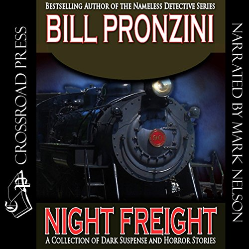Night Freight audiobook cover art