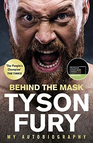 Behind the Mask: My Autobiography – shortlisted for the 2020 Sports Biography of the Year