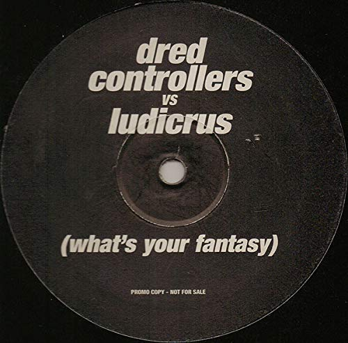 What's Your Fantasy / You Remind Me - Dred Controllers Vs Ludacris / Dred Controllers Vs Usher 12