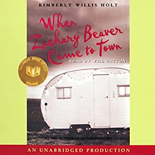 When Zachary Beaver Came to Town audiobook cover art