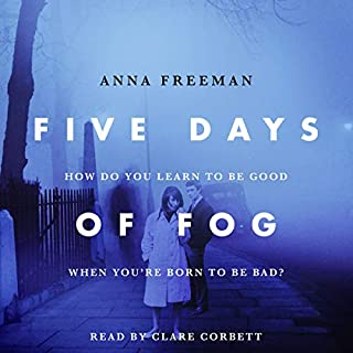Five Days of Fog cover art
