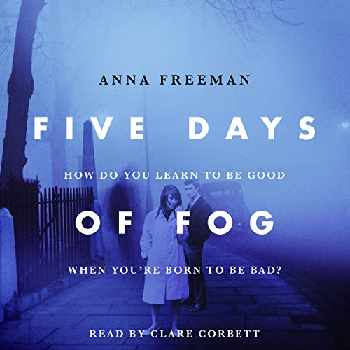 Five Days of Fog audiobook cover art