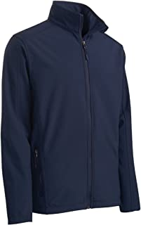 Mens Big and Tall Core Soft Shell Jackets. Sizes XS-6XL and LT-4XLT