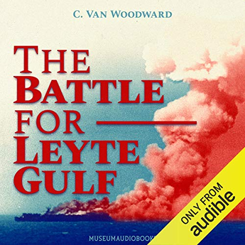 The Battle for Leyte Gulf  By  cover art