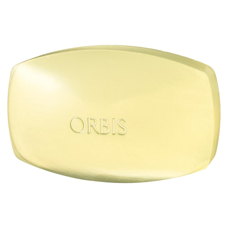 キリスト教メトロポリタン続編オルビス(ORBIS) アクアフォースフェイシャルソープ 80g 洗顔料 ◎乾燥?インナードライ対策◎