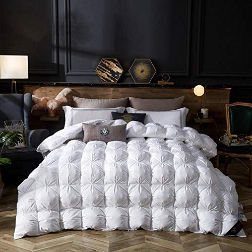 B/H Cosy Duvet,Heavy Winter Duvet Quilt,Winter thick and warm twisted cotton lining duvet-A_1.8 * 2.2m-4.5kg