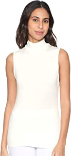 Carina High-Neck Basic Undershirt for Women