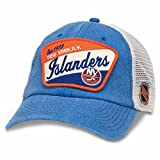 AMERICAN NEEDLE Ravenswood NHL Team Mesh Hat,...
